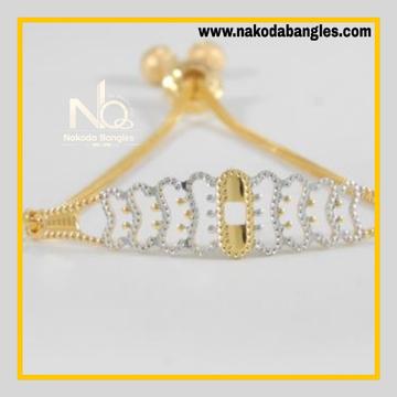 916 Gold CNC Bracelet NB - 652