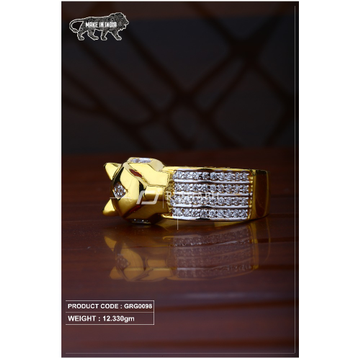 22 Carat 916 Gold Gents heavy ring grg0098 by
