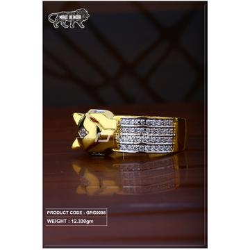 22 Carat 916 Gold Gents heavy ring grg0098