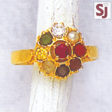 Navagraha Ladies Ring Diamond LRD-2507