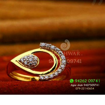 Wedding Special Cz Fancy Ladies Ring LRG -0275