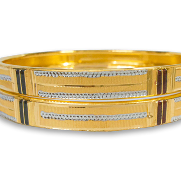 STYLISH GOLD COPPER KADLI BANGLE