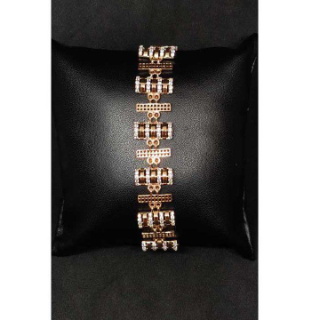 18k ladies loose bracelet K-50026