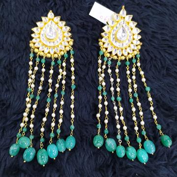 Beautiful hanging Earrings#751