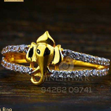 Ganesh Design ladies ring