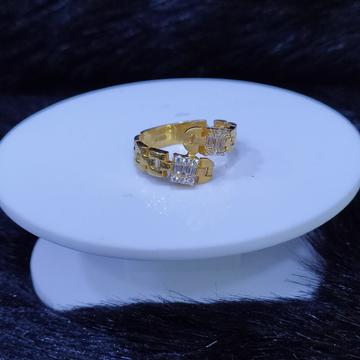 22KT/916 Yellow Gold Ziva Ring For Women