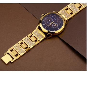 916 Gold Hallmark stylish Gentlemen's Watch MW29