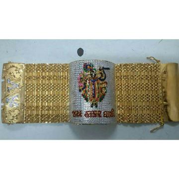 22K / 916 Gold Gents Designer Krishna Lucky
