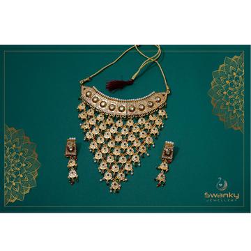 Antique marwadi set by Swanky Jewellery
