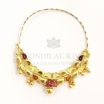18kt gold nath gnt64 by