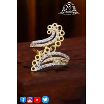 22 carat gold traditional daimond rings RH-LR232