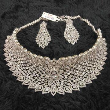 Diamond necklace#407