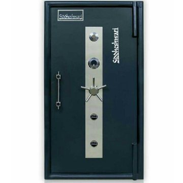 4 Wheel Numeric Combition Highly Secured Safety Jewelry Locker