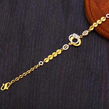 22KT Gold Exclusive  Women's Bracelet LB313