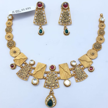 22 CT GOLD BRIDAL SET