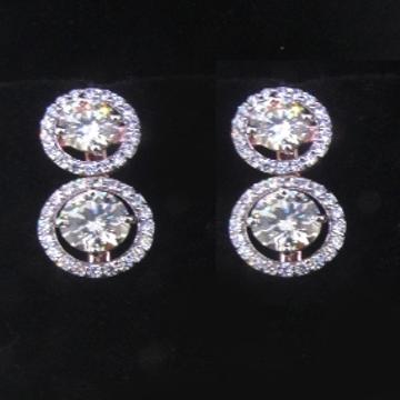 Aroha creative diamond eartops jsj0213