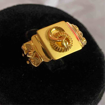 Antique gents ring by Kanishq Jewels