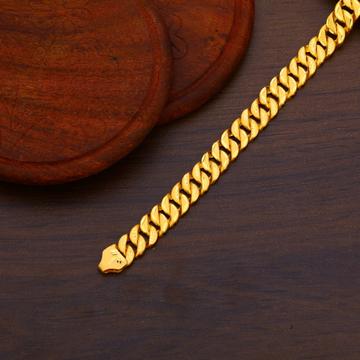 22kt Gold Exclusive Stylish Bracelet MPB163