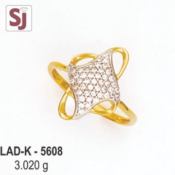Ladies Ring Diamond LAD-K-5608