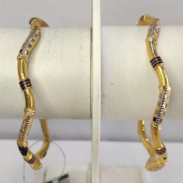 PJ-GCK-18 Designer copper kadli by