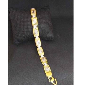 22 kt gold bracelet