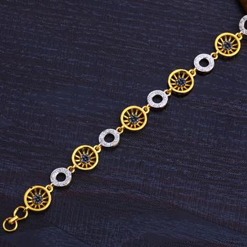 22Kt Gold ladies Bracelet LB258