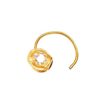 18K Gold Nosepin MGA - GN0019