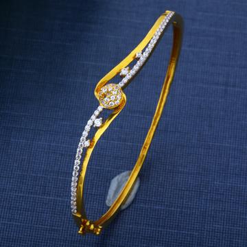 916 Gold Hallmark Classic Bracelet