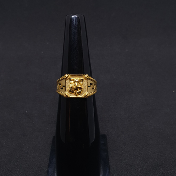 Gents Ring Plain GRG-0330