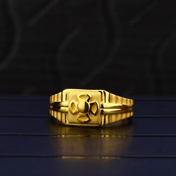 916 Gold Hallmark Ring MPR71