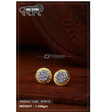 18 carat gold Ladies round tops btg0132 by