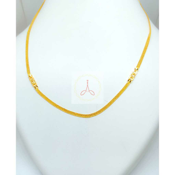 916 Gold Simple Chain