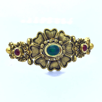 DESIGNING ANTIQUE FANCY GOLD BRACELET