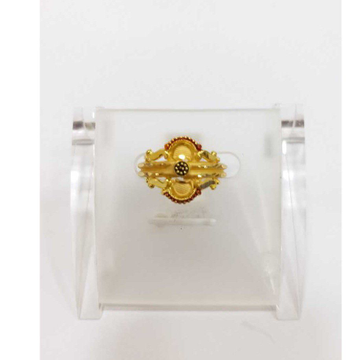 760 Gold Ladies Rings RJ-l001