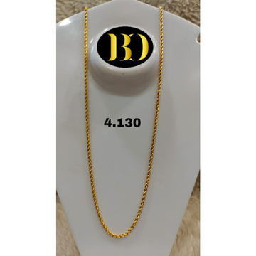 Silky Rope Chain 916 by Brahmani Chain & Ornaments