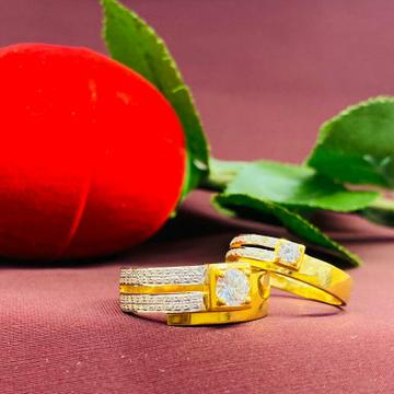 couple Diamond Ring by