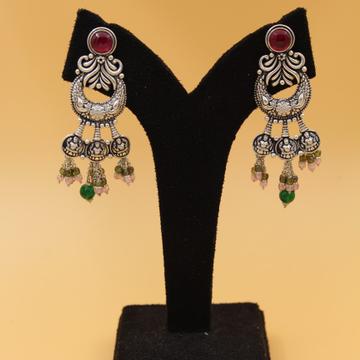 92.5 antique earrings sl e007