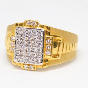 ring 916 hallmark gold daimond-6748 by