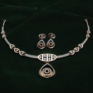 18ct necklace set Rns0003