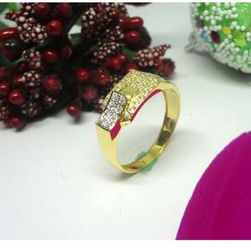 916 cz diamond gents ring by