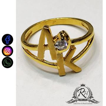 22 carat gold antiq rings RH-RL642
