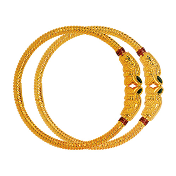 22K Gold Variya Copper Kadli RJK-002