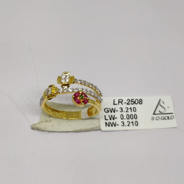 916 daimond ring by S. O. Gold Private Limited