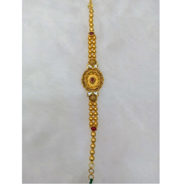 916 gold fancy bracelet for women kv-AB005