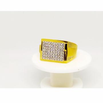 22 K Gold Fancy Ring. NJ-R0735