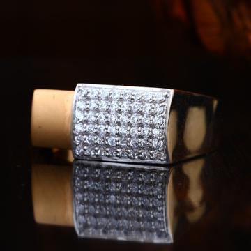 18KT Rose Gold Delightful Design Ring