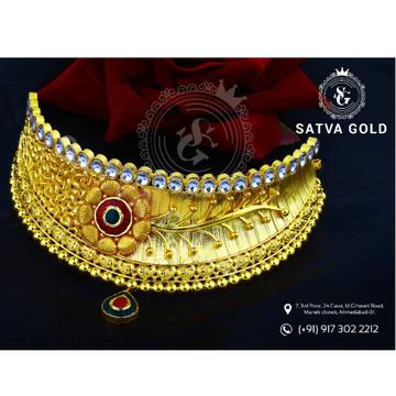 916 gold antiqe set sgs-0010