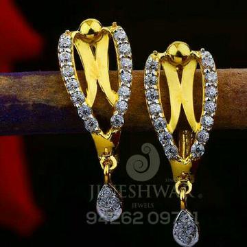Gold Cz Fancy Turkey Bali ABG - 0134