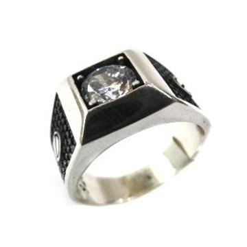925 Sterling Silver Ring MGA - SR0024