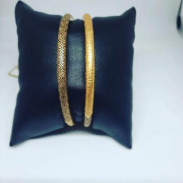 22KT Gold Gorgeous Ghaba Kadali SG24 by